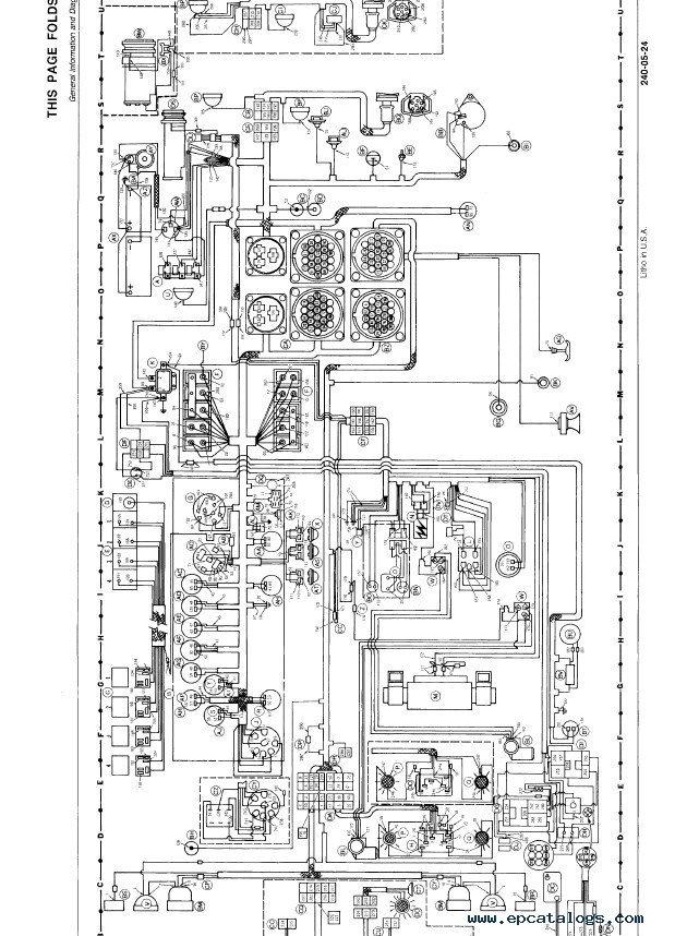 720 john deere starter wiring diagram  john deere  wiring