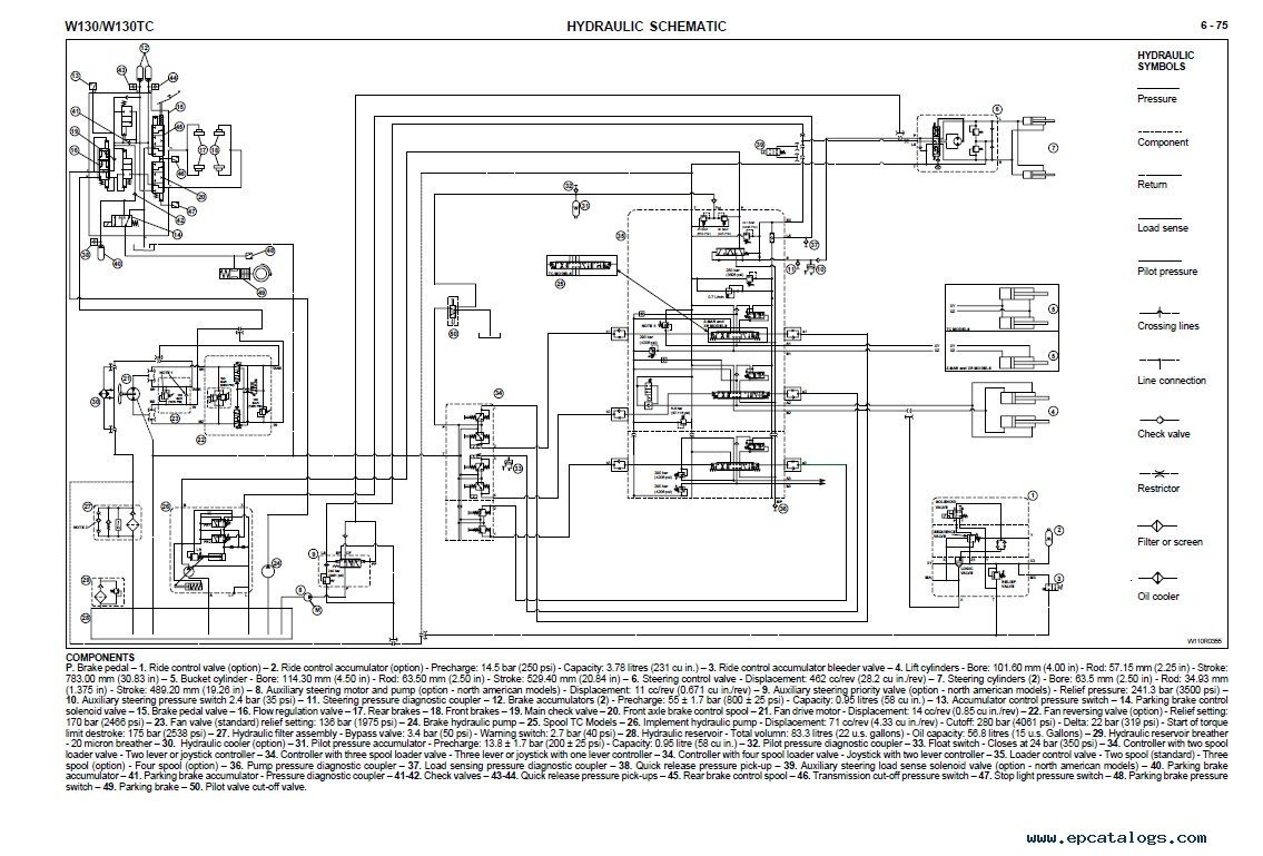... new holland lb115 wiring diagram 3930 ford tractor parts diagrams rh  banyan palace com new holland