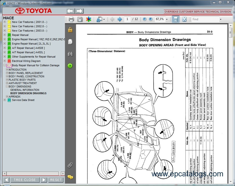 toyota hilux 1998 workshop manual pdf