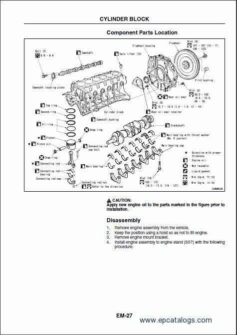 Komatsu Forklift Truck Tb45e Gasoline Engine  Ecu
