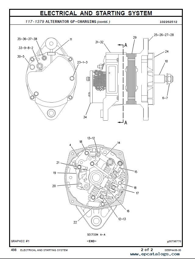 13 Cat Engine Diagram