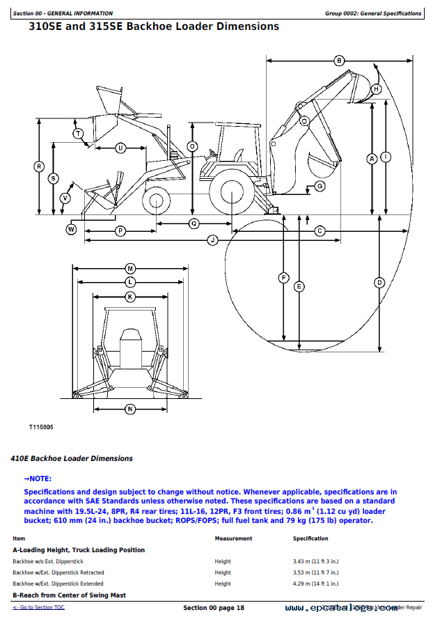 John Deere 310SE and 315SE Backhoe Loader Repair Manual PDF TM1609 on john deere 310d, john deere 310b, john deere 210 le, john deere backhoe teeth, john deere 310 backhoe, john deere 7810, john deere 8 backhoe, john deere 329 e, john deere compact tractors with loaders, john deere 110 backhoe specs, john deere 410d, john deere 486e, john deere heavy hauler tricycle, john deere 410e, john deere 410g, john deere 710b, john deere 210le parts manual, john deere 210c, john deere 160 specifications, john deere 410j,