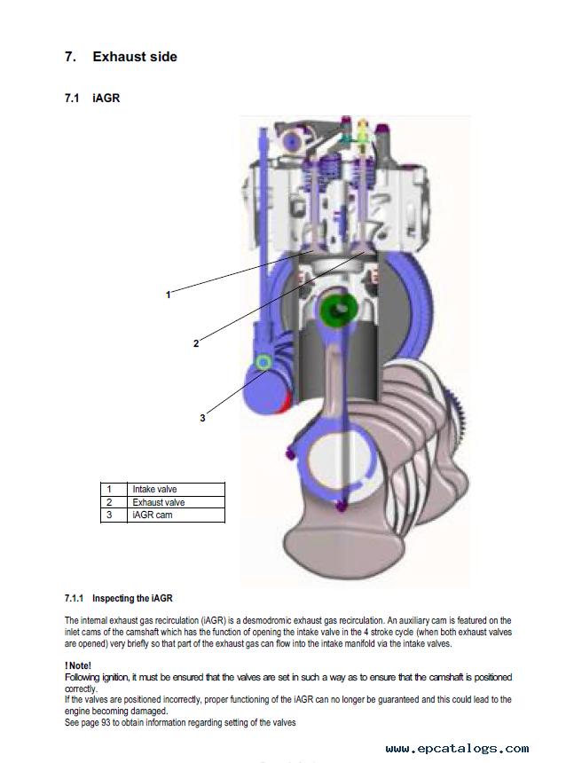 John Deere Air Compressor >> Liebherr Diesel Engines D934 / D936 Service Manual PDF