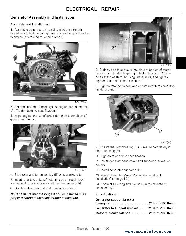 generator installation pdf choice image