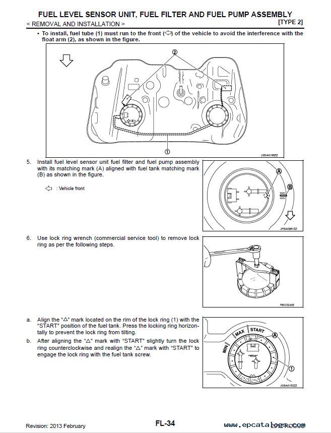 2012 Nissan Rogue Fuel Filter - Wiring Diagrams ROCK