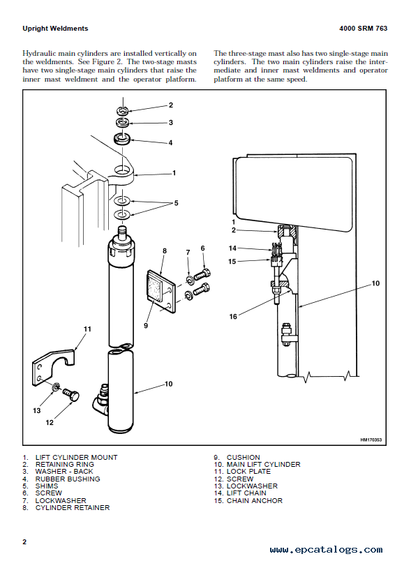 Westendorf ta 26 Installation manual