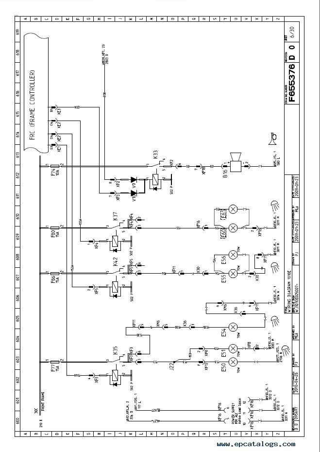 John Deere Forwarder 1010E Electric Schematics Manual F076018 PDF on electric drawings, electric text, one-line diagram, integrated circuit layout, electric voltage, electric products, electric repair, electric tools, electric symbols, electric code, wiring diagram, network analysis, electric blueprints, circuit design, block diagram, electric projects, function block diagram, electric circuit diagram, digital electronics, electric cables,