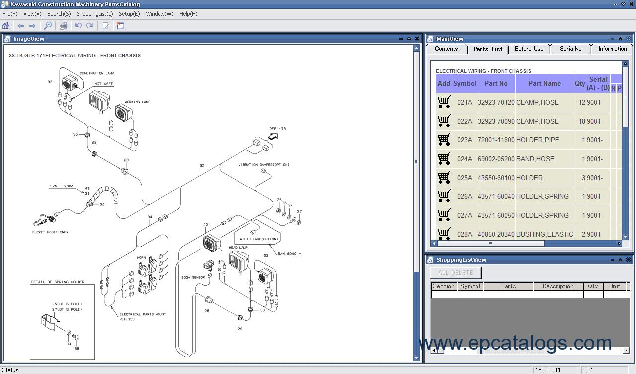 kawasaki wheel loaders spare parts catalog download Toyota Wiring Diagrams spare parts catalog kawasaki wheel loaders 4