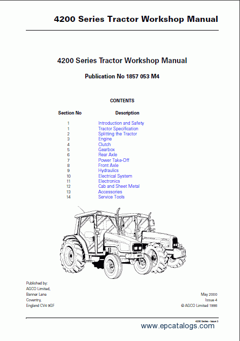 massey ferguson 2012 north america workshop manual download rh epcatalogs com Massey Ferguson 471 Repair Manuals Massey Ferguson Parts Online Catalog