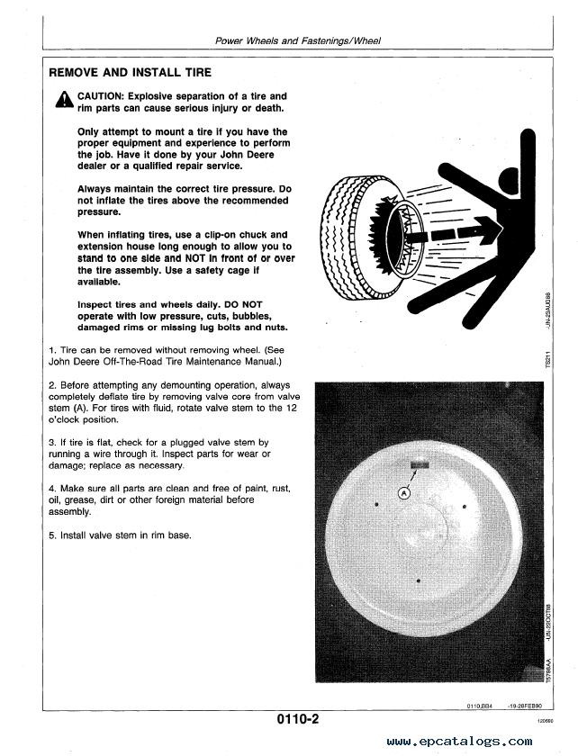 John Deere 345 Manual Pdf