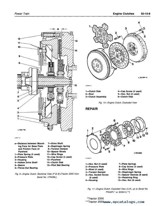 john deere 2350 2550 tractors tm4403 technical manual pdf john deere 2350 & 2550 tractors tm4403 technical manual pdf john deere 2550 wiring diagram pdf at mifinder.co