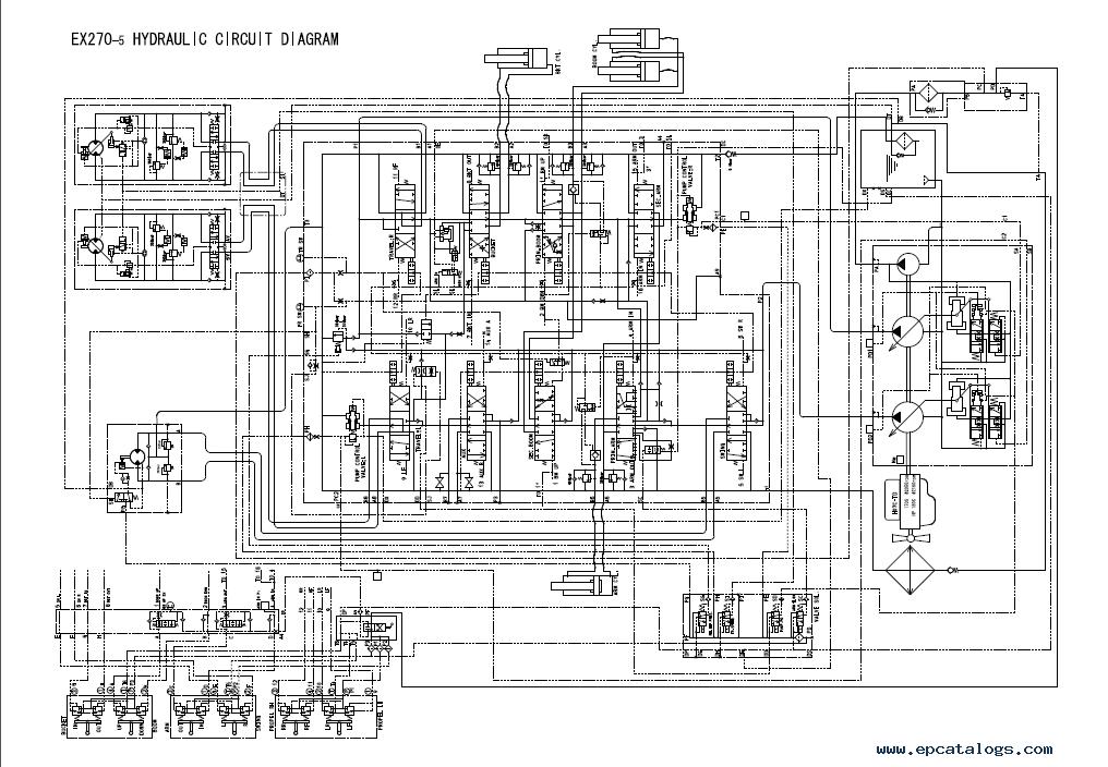 Hitachi Ex 220 Wiring Diagram - Wiring Circuit •