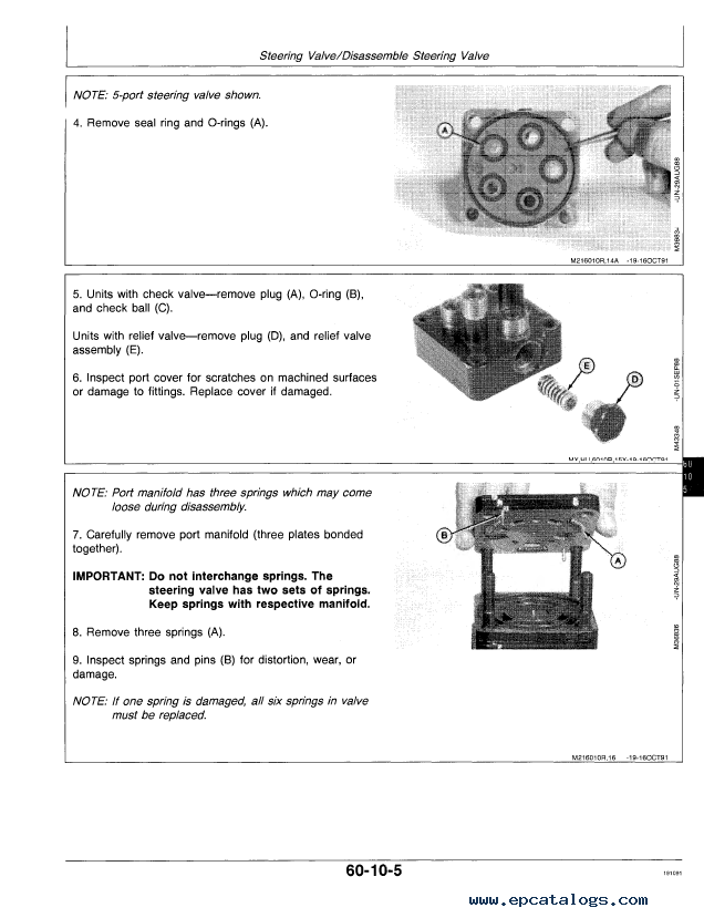 john deere 655 755 855 955 756 856 compact utility tractors technical manua john deere 655 755 855 955 756 856 compact utility tractors tm1360 John Deere 855 Parts Diagram at webbmarketing.co