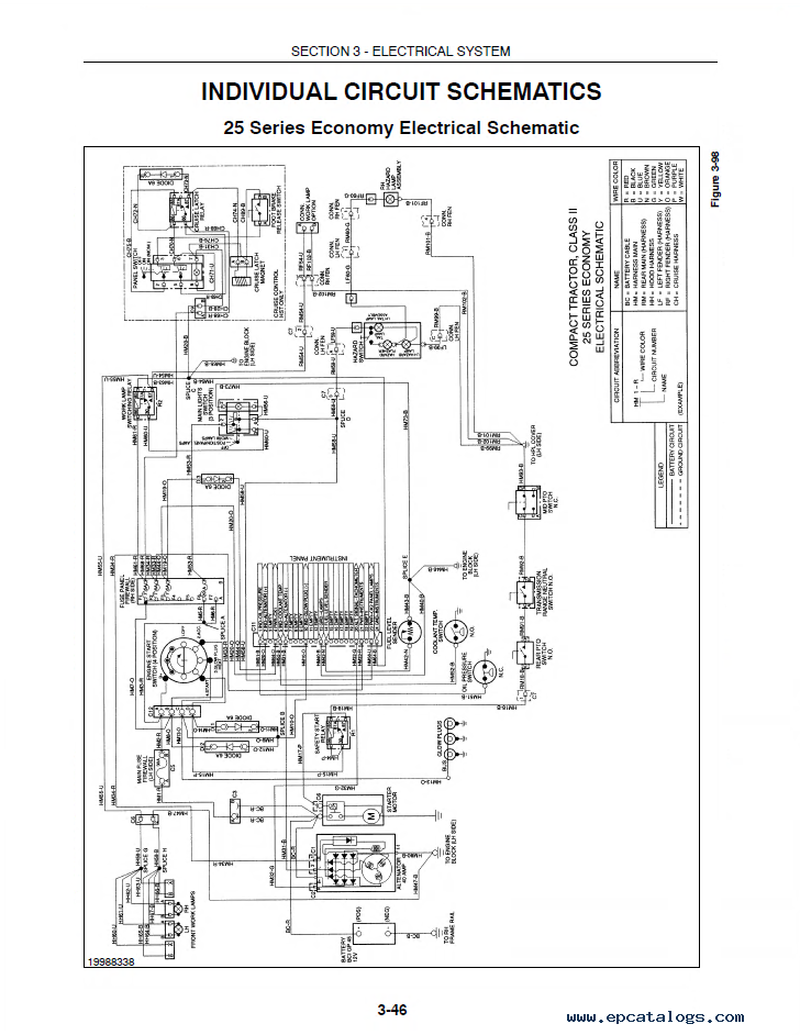 New Holland TC33 TC33D Tractor workshop repair manual new holland tc33 tc33d tractors pdf manual new holland tractor wire diagram at bakdesigns.co