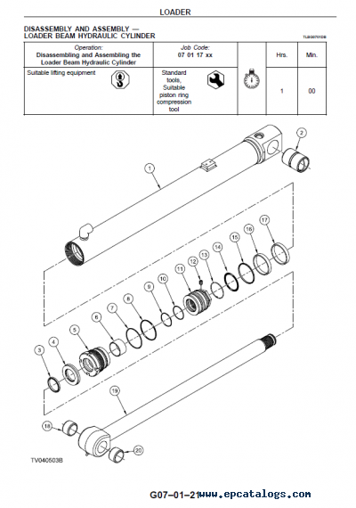 31 Backhoe Controls Diagram