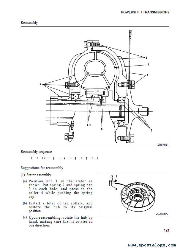 caterpillar s6s diesel engine dp40 dpl40 dp45 dp50 gp40 gpl40 chassis mast service manual pdf