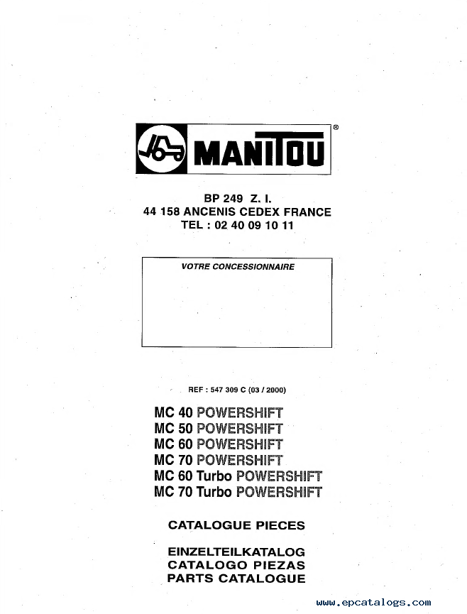 Manitou Forklift manitou wiring diagram pdf librarymore 100 images power mc 60 wiring diagram at reclaimingppi.co
