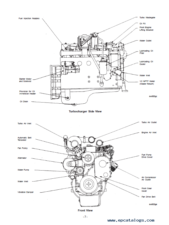 Download Jcb Cummins 4b 3 9  6b 5 9 Engines Pdf Manual