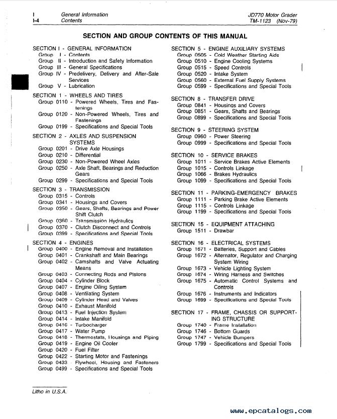 john deere l120 manual pdf