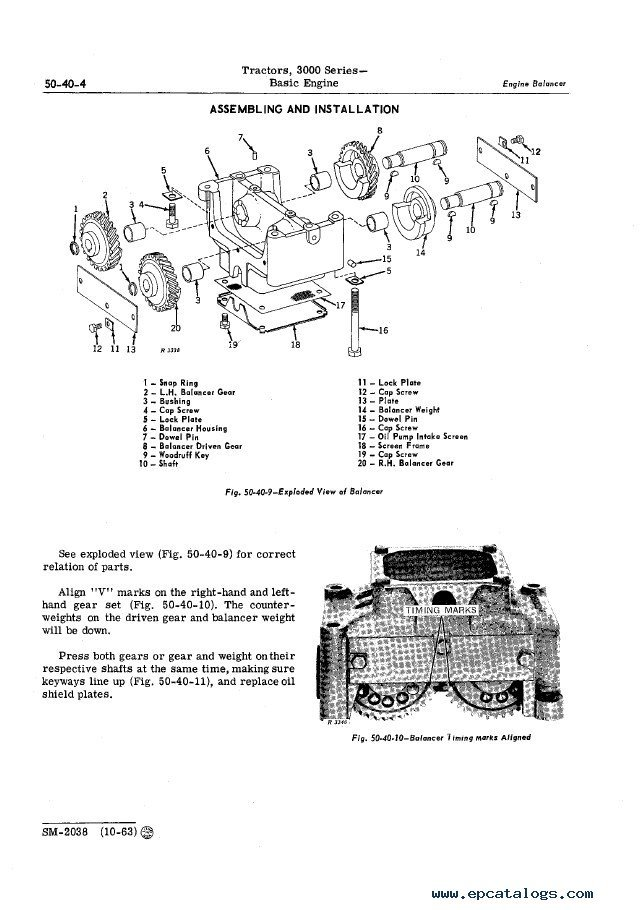 John deere 4020 service manual pdf