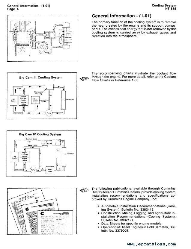 Cummins Nt855 Small Service Manual