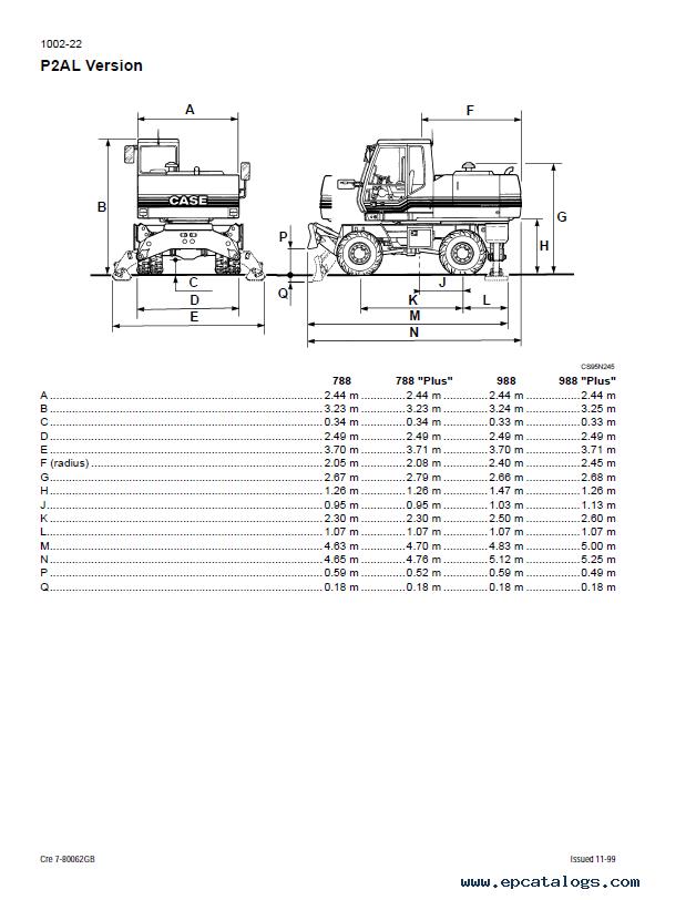 downlpad case 788 988 hydraulic excavators schematic pdf rh epcatalogs com Section 988 Gain 988 Min