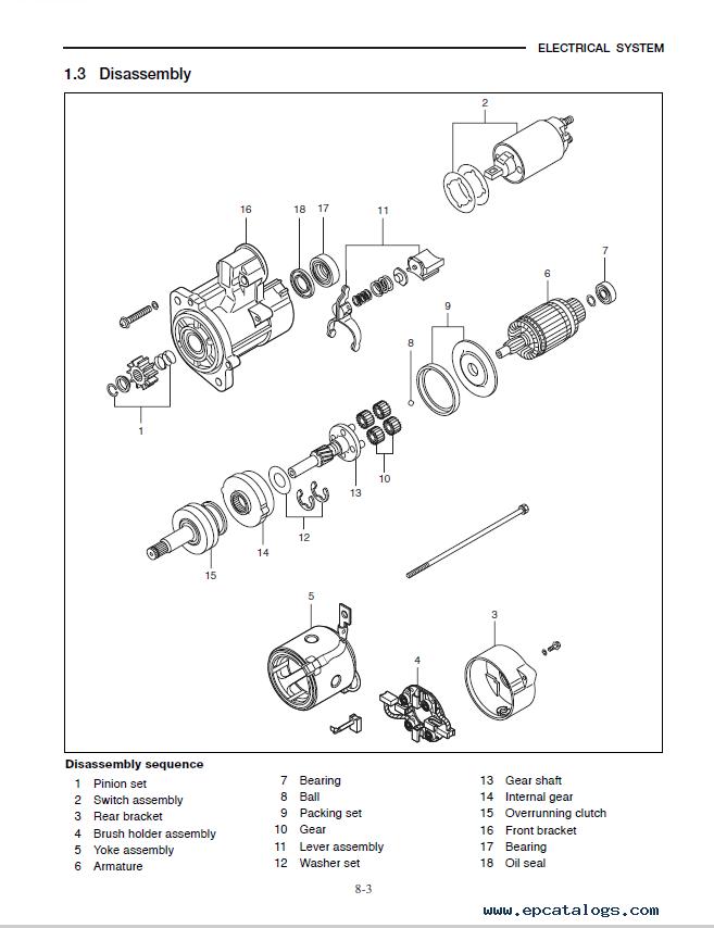 Caterpillar lift truck manual