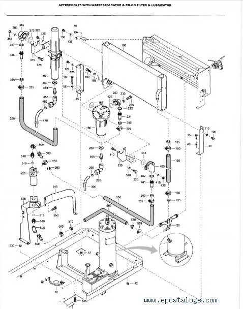 atlas copco parts manual with exploded views manual pdf