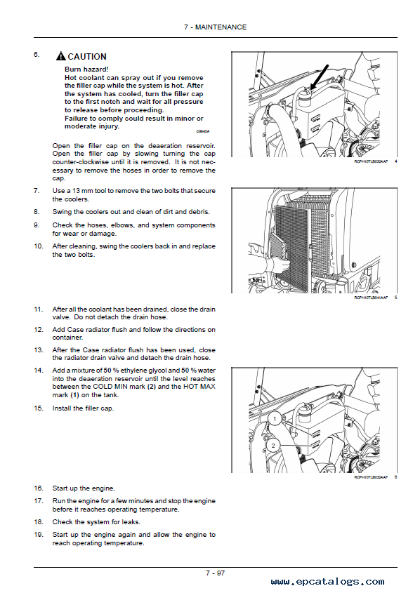 Case 580n Sn Wt Sn 590sn Tractor Loader Service Manuals Pdf
