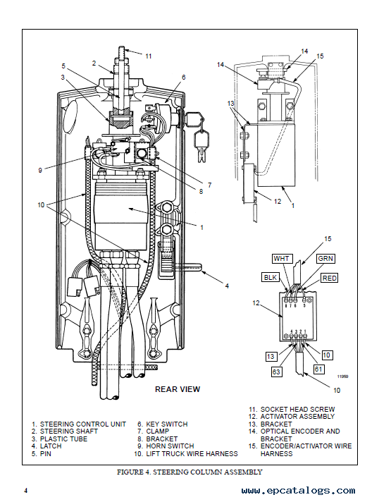 hyster class 1 c160 j30 40xmt motor rider trucks pdfrepair manual hyster class 1 for c160