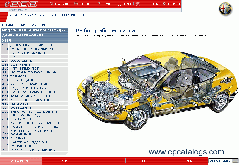alfa romeo spider owners manual pdf image 5