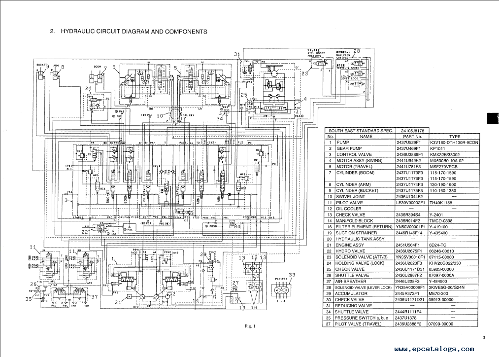 Loader Kobelco Wiring Diagram Schematic Name