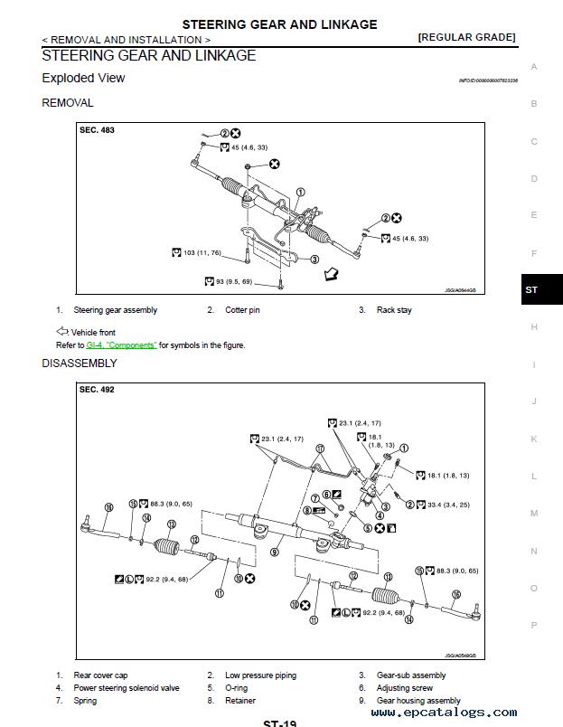 2012 nissan altima service manual pdf