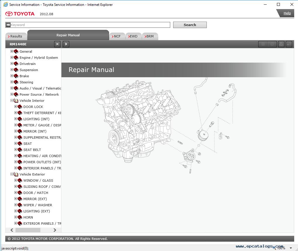 Toyota 4runner Cars Repair Manual Html Wiring Diagram