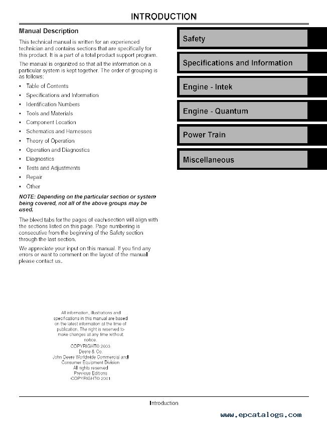 Js61 John Deere Mower Manual