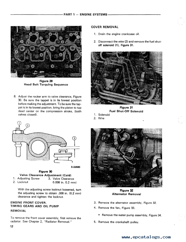 [DIAGRAM_38IU]  Holland Ford 1320/1520/1720 Tractor Repair Manual PDF Download   Free Ford 1520 Tractor Wiring Diagrams      EPCATALOGS