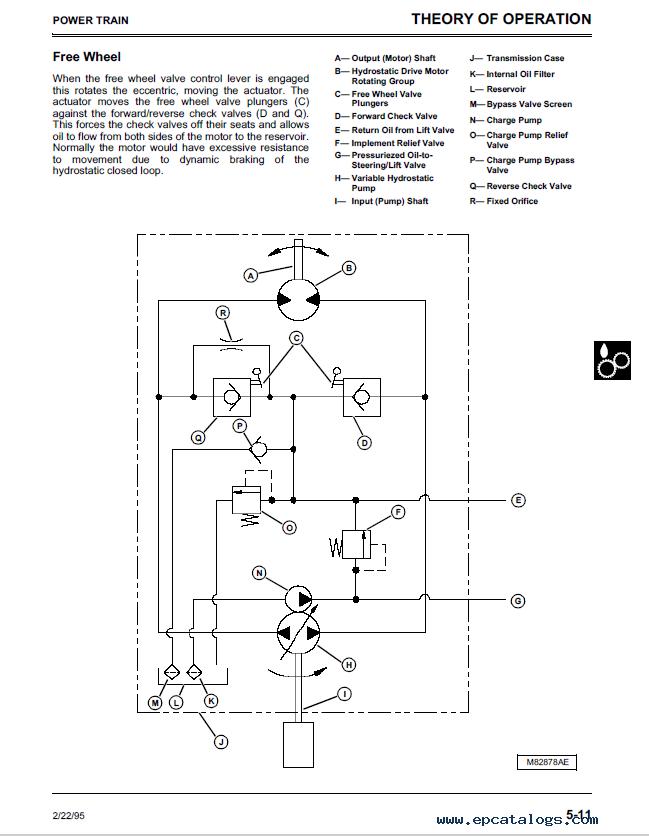 John deere Manual 345 Download