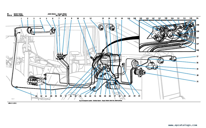 repair manual John Deere JD640 Skidder - Grapple Skidder TM1124 Technical  Manual PDF - 6