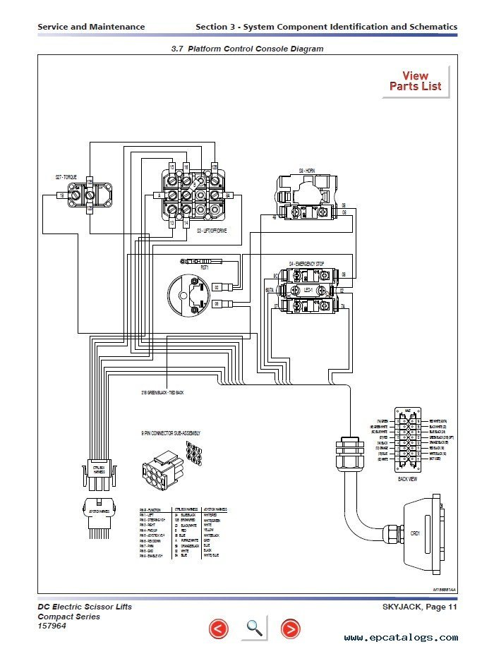 [SCHEMATICS_4CA]  DIAGRAM] Jlg Scissor Lift Wiring Diagram FULL Version HD Quality Wiring  Diagram - DIAGRAMHS.EASYCOMUNICAZIONE.IT | Skyjack Lift Wiring Diagrams |  | easycomunicazione.it