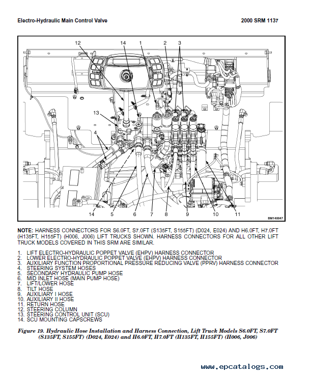 H Engine Harness Wiring Schematics on