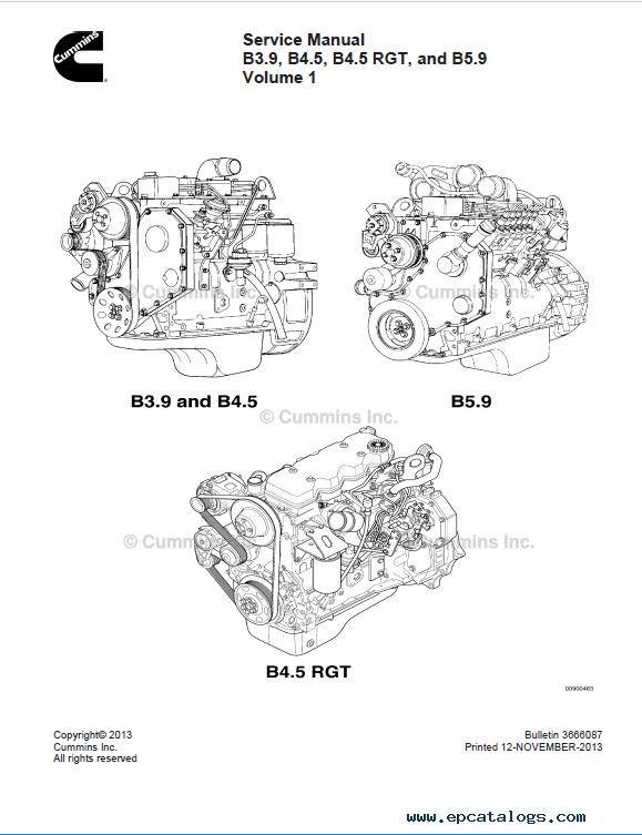 b5 engine diagram