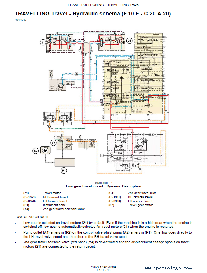 Case Excavator Wiring Diagrams - Wiring Data