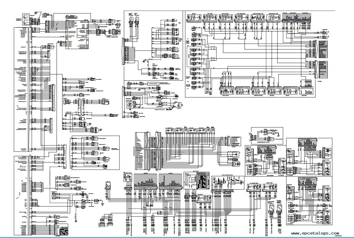 repair manual Hyundai HL740-9A & HL740TM-9A Wheel Loader Service Manual - 4