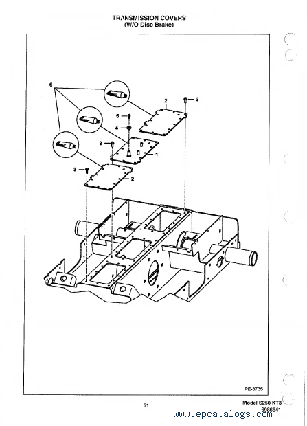 bobcat s250 skid steer loader parts manual pdf bobcat s250 parts diagram for brake bobcat 1812 parts diagram #14
