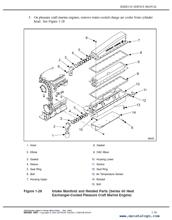 Detroit Diesel 671 Service Manual