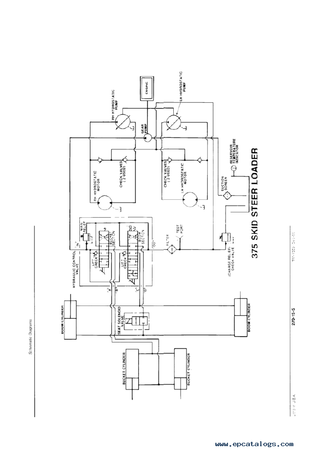 case 1840 wiring diagram