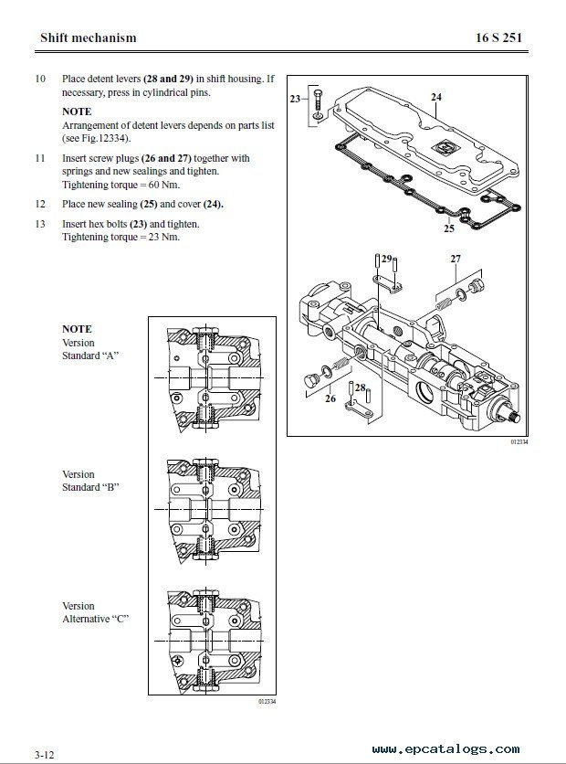 repair manual zf transmission repair manual pdf - 2