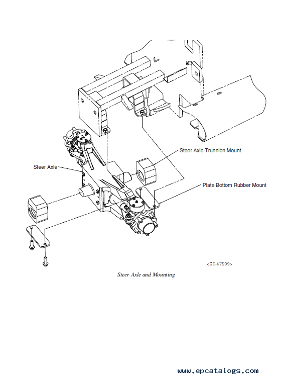 Clark Forklift Gex 20  25  30s  30  32 Pdf Service Manual Download