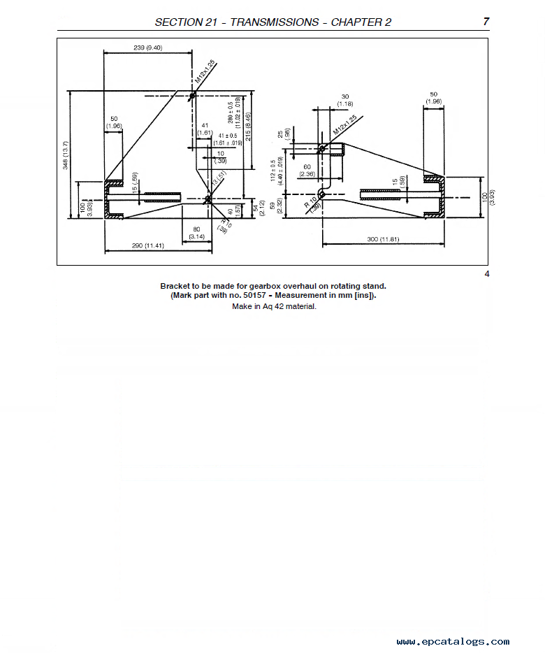 New Holland TN55 TN65 TN70 TN75 Tractors PDF Manual on