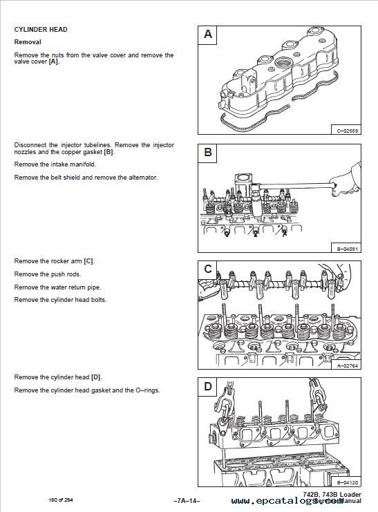 743 Bobcat Fuel System  Engine  Wiring Diagram Images